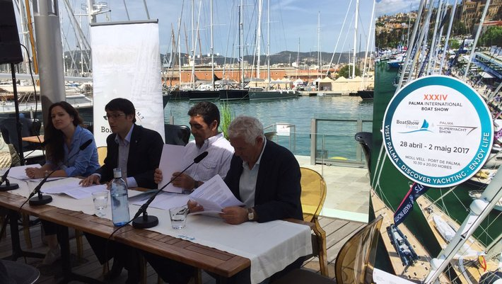 New edition of the boatshow or nautical fair of Palma 2017
