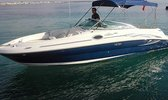 Charter Sea Ray 240 Sundeck Colonia St. Jordi