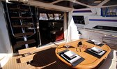 Alquiler Catamaran Flash 47 S.Antonio - Ibiza