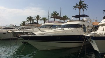 Charter Sunseeker Manhattan 62 Port d´Alcudia