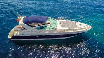 Alquiler Fairline Targa 48 Club de Mar - Palma