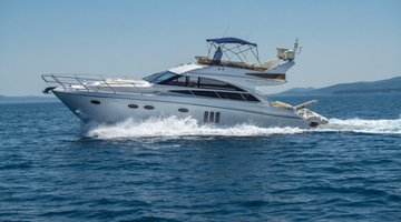 Charter Princess 54 Club de Mar - Palma