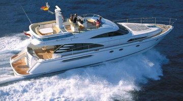 Charter Fairline Squadron 58 Port d´Alcudia