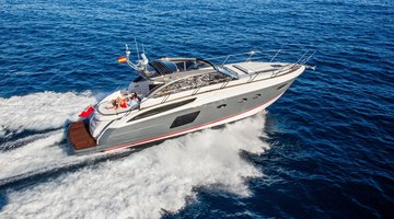 Charter Princess V 48 Open Port d´Andratx