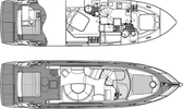Alquiler Sunseeker Manhattan 52 Club de Mar - Palma