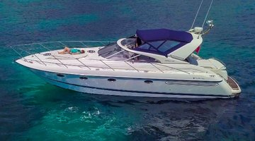 Alquiler Fairline Targa 43 Club de Mar - Palma