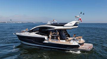 Charter Galeon 510 Skydeck Cala D´Or