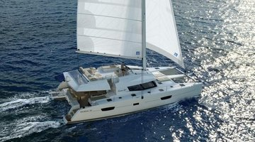Charter Fountaine Pajot Ipanema 58 Club Náutico - Palma