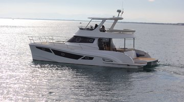 Charter Motor Flash 47 S.Antonio - Ibiza
